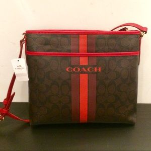 NEW Coach Crossbody bag